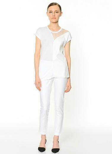 Fabrika Pantolon Beyaz